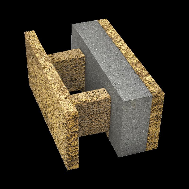 EGH 33/10 - Blocco per murature esterne