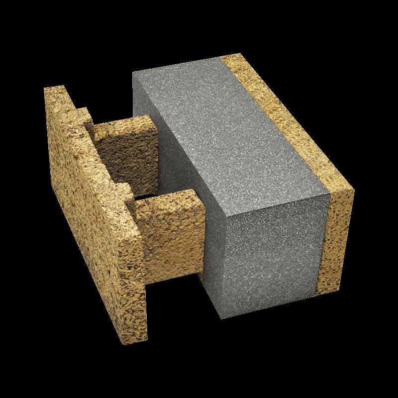 EGH 43,5 - Blocco per murature esterne